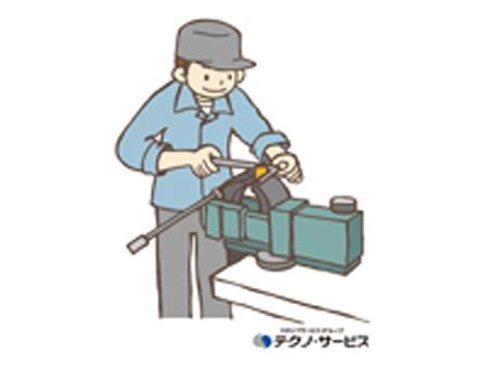 検査・組立作業[420958]