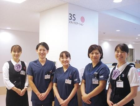 正職員:介護士