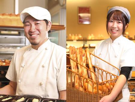 パン・焼き菓子・洋菓子の製造スタッフ