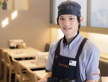 人気和食チェーンでのキッチン(調理補助)スタッフ