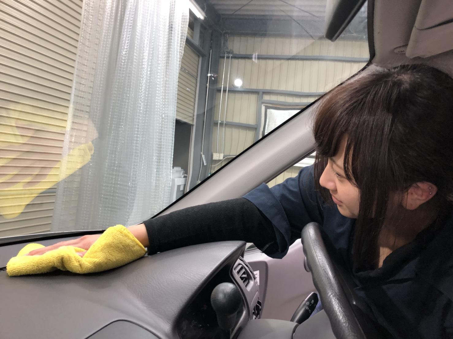 自動車クリーニング・ボディーコーティング・施工