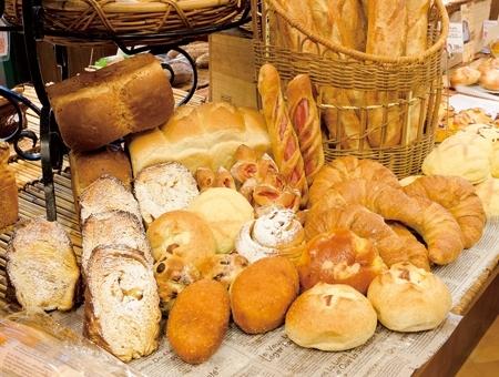 パン・サンドイッチの製造補助スタッフ(県庁店)