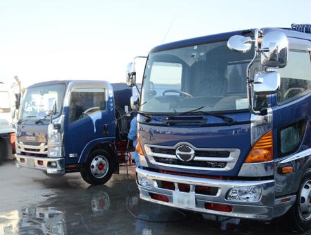 産業廃棄物の収集・運搬・回収