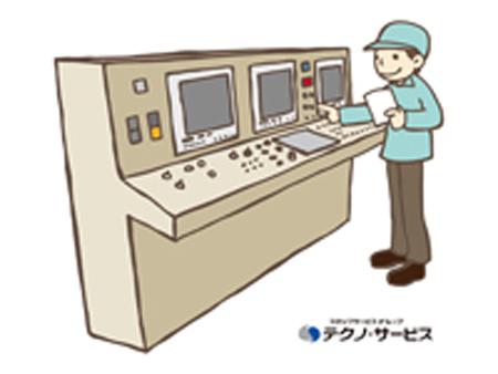 機械でのカット作業等[371939]