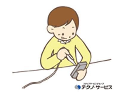 部品の洗浄・組立応援[386931]