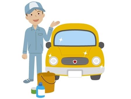 洗車・車両回送・商品化作業スタッフ