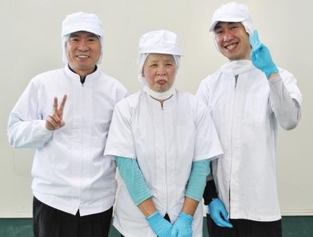 製造スタッフ(盛付・包装・検品・惣菜調理補助)