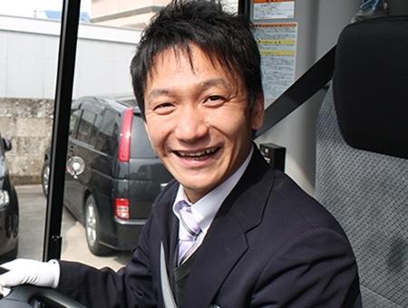 観光バスドライバー
